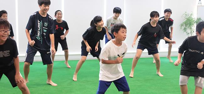 ジュニアトレーニング